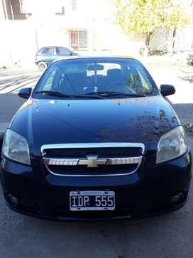 Chevrolet aveo 2009 con GAS 60L