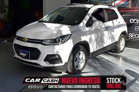 CHEVROLET TRACKER LTZ 1.8 MT 2017