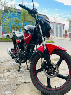 Moto Ronco Pantro 150r año 2020