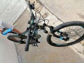 Bicleta GW excelente estado