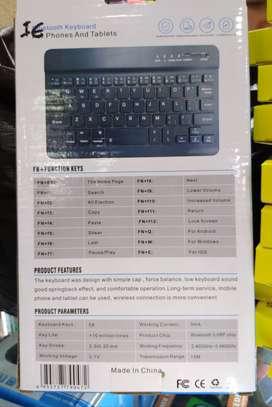 Teclado Inalambrico bluetooth / Celulares / Tablet /