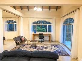 En alquiler suite amoblada en San Joaquin