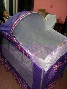 Venta Corral con colchón