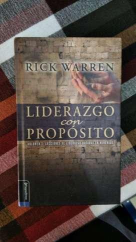 Liderazgo con Propósito por Rick Warren