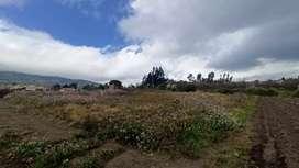 Se vende terreno en Cevallos - Tungurahua