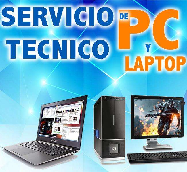 Servicios Tecnicos de Laptons Y Pc. 0