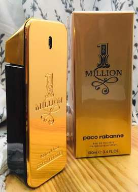 Perfume Locion One Million 100Ml Paco Rabanne