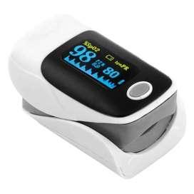 Oximetro pulsoximetro saturador medidor de oxigeno cardiaco