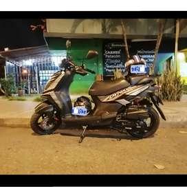 Moto Dinámic pro 125cc