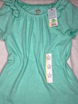 Blusa de niña talla S, M y L