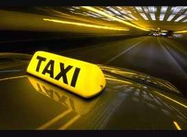 Chofer de Taxi Pasaje