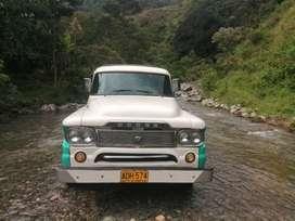 Dodge d 100 modelo 1960