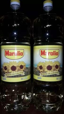 Aceite marolio x 1.5 lts
