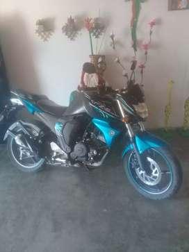 Vendo moto fz modelo 2016 buen estado