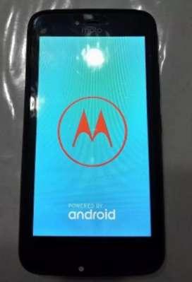 Celular Motorola moto c liberado