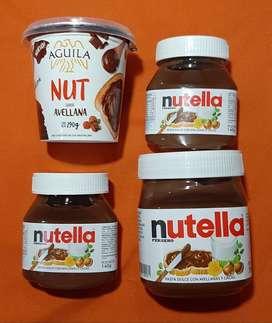 Nutella por Menor & Mayor