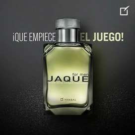 Jaque perfume yanbal