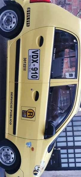 Vendo taxi al día trabajando