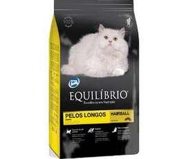 EQUILIBRIO GATOS PELOS LONGOS (GATOS PERSAS) 1,5 KG