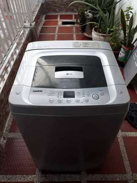 lavadora lg turbo drum
