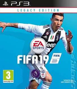 Fifa 2019 Ps3 Digital