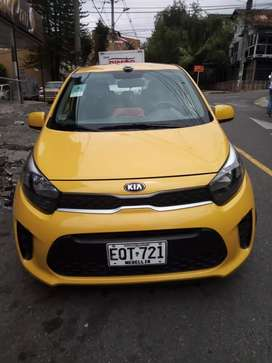 Venta taxi pikanto excelente estado