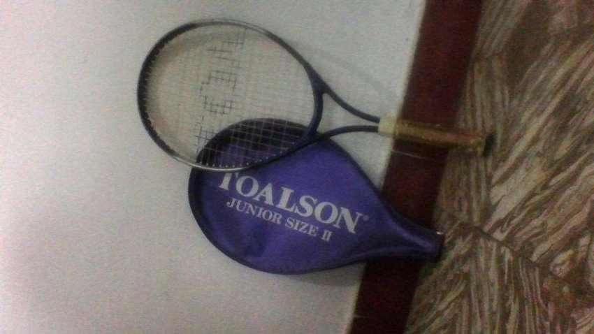 Raqueta de tenis niño 0