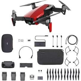 Dron mavic air + combo + memoria 64gb
