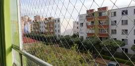 Mallas para balcones invisibles y de seguridad