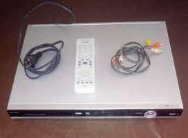 Reproductor y grabadora de dvd