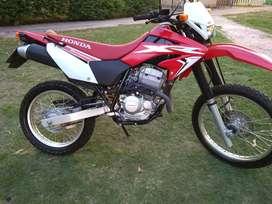 Honda tornado 250 cc