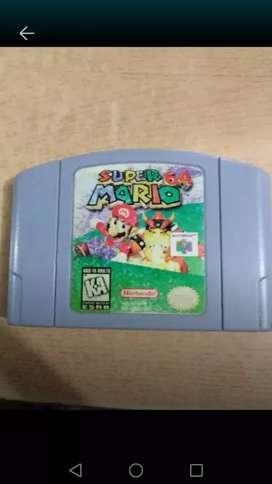Mario 64 para nintendo64