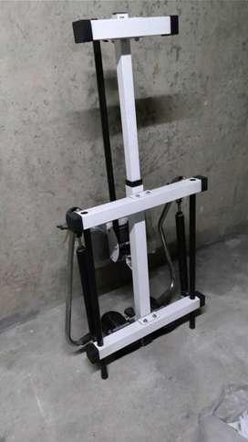 Máquina simulador remo - Proteus