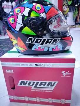 Casco Nolan N60 2021,nuevo para estrenar