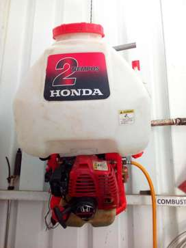 Fumigadora de espalda a gasolina