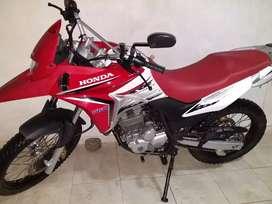 Vendo Honda xre 300