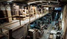 Ayudante Lustre Fabrica de muebles