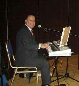 Fiestas Familiares Cantante Pianista