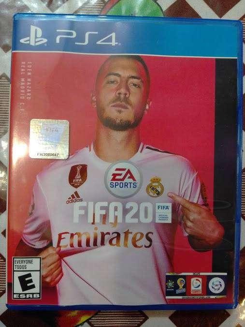 FIFA 20 PS4 0