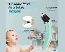 Aspirador nasal para bebés