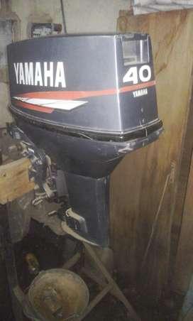 motor Yamaha 40hp fuera de borda