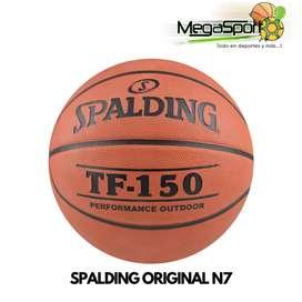 Balón Basket Spalding Nº7 Original - Envíos Nacionales