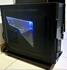 PC: Board GA-78LMT-USB3 + FX 8320 + Ram 8 Gb Corsair + Case Termaltake Commander MS-I + Fuente Termaltake600W