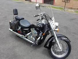 Honda Shadow en Excelente Estado