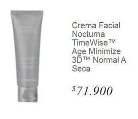 Crema Facial Nocturna