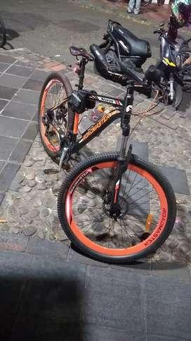 Bicicleta al full