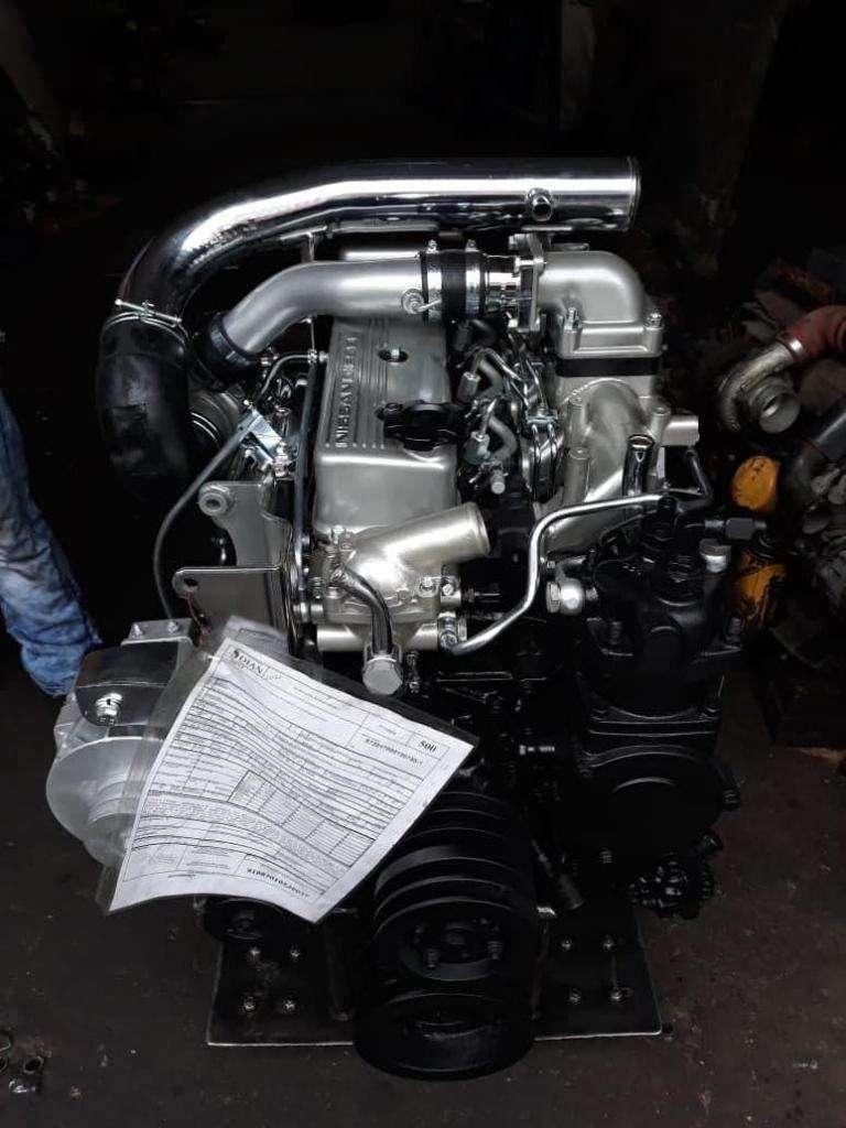 MOTOR DIESEL // NISSAN FD46 0