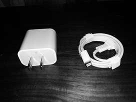 Cargadores de carga rápida iPhone