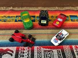 Autos de juguetes