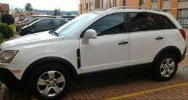 Camioneta Chevrolet Captiva Sport 2.4 AT 2014